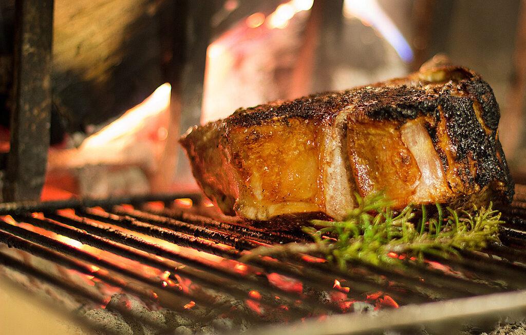 RYCB Belgica barbecue